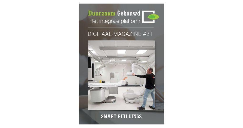 Nieuw: digimagazine Smart Buildings