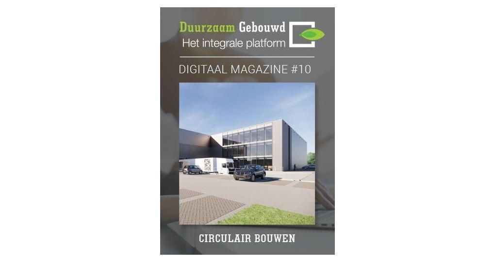 Nieuw: digitaal magazine Circulair Bouwen