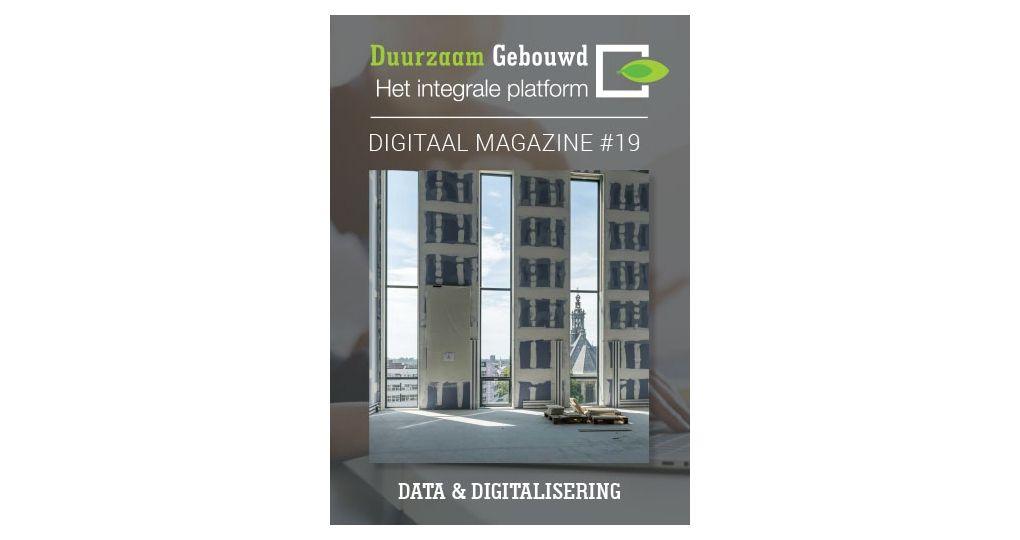 Nieuw: digitaal magazine Data & Digitalisering