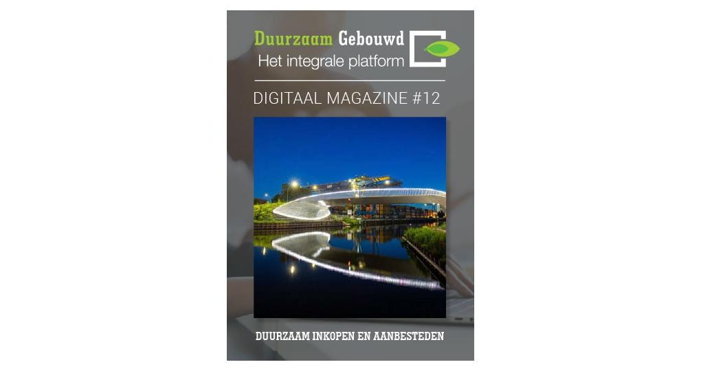 Nieuw: digitaal magazine Duurzaam Inkopen en Aanbesteden