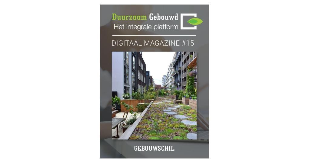 Nieuw: digitaal magazine Gebouwschil