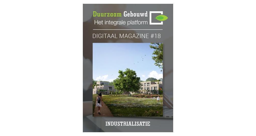 Nieuw: digitaal magazine Industrialisatie