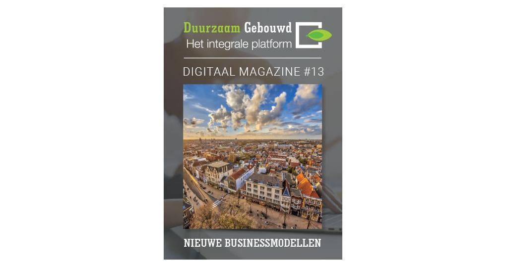 Nieuw: digitaal magazine Nieuwe Businessmodellen