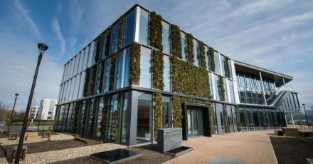 'Nieuw kantoor als living lab voor slimmer werken'