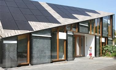 Nieuw lesgebouw NME Amsterdam energieneutraal en gezond