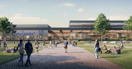 Nieuw R&D-gebouw voldoet aan principes circulaire economie