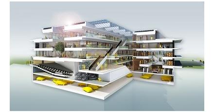 Nieuw gebouw Radboud-faculteit Rechtsgeleerdheid