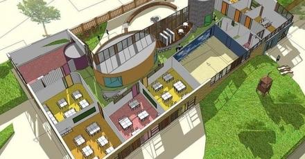 Nieuw gebouw zorgt voor meer leerlingen