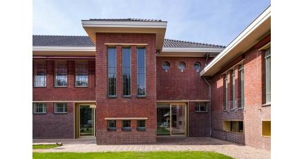 Nieuwbouw en renovatie Internationale School Eindhoven