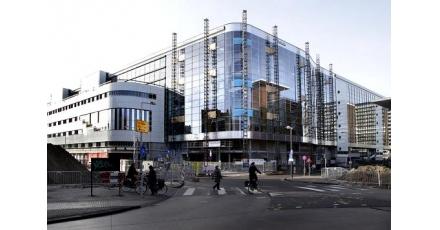 Nieuwbouw zorgcomplex Enschede