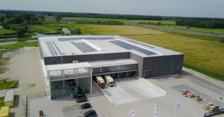 Nieuwe aanwinst voor duurzaam bedrijventerrein Alkmaar