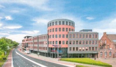 Nieuwe bestemming voor deels leegstaand kantorencomplex