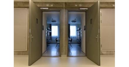 Nieuwe, duurzame gevangenis gereed voor gebruik