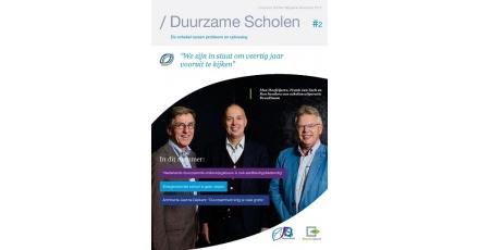 Nieuwe Duurzame Scholen Magazine verschenen