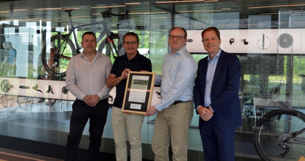 Nieuwe hoofdkantoor fietsgigant Eindhoven krijgtBREEAM Excellent certificaat