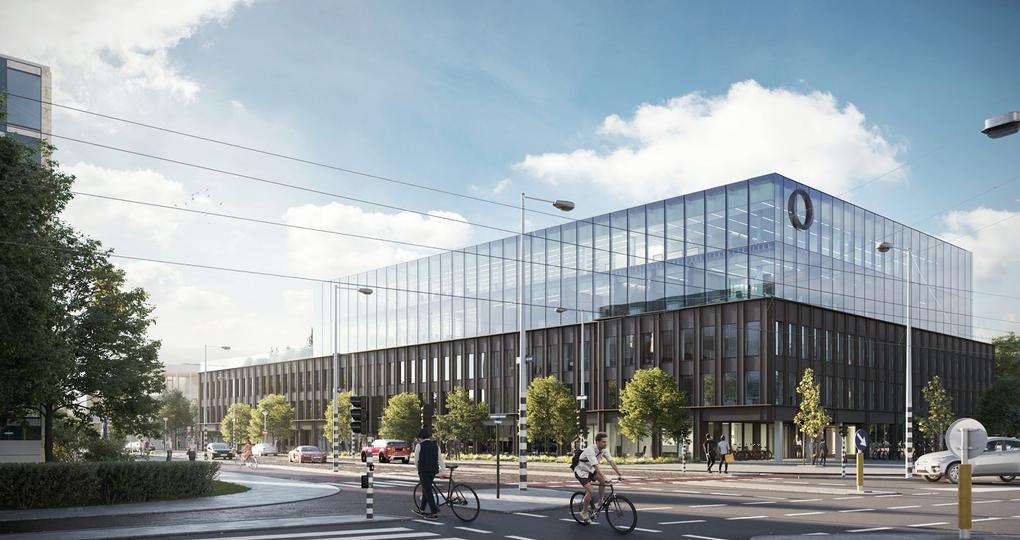 Nieuwe huurders voor eerste kantoorgebouw EDGE Technologies