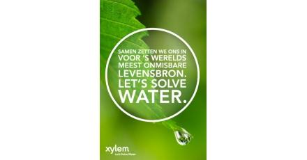Nieuwe partner Duurzaam Gebouwd: Xylem
