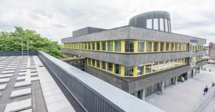 Nieuwe vorm van dak ballasten