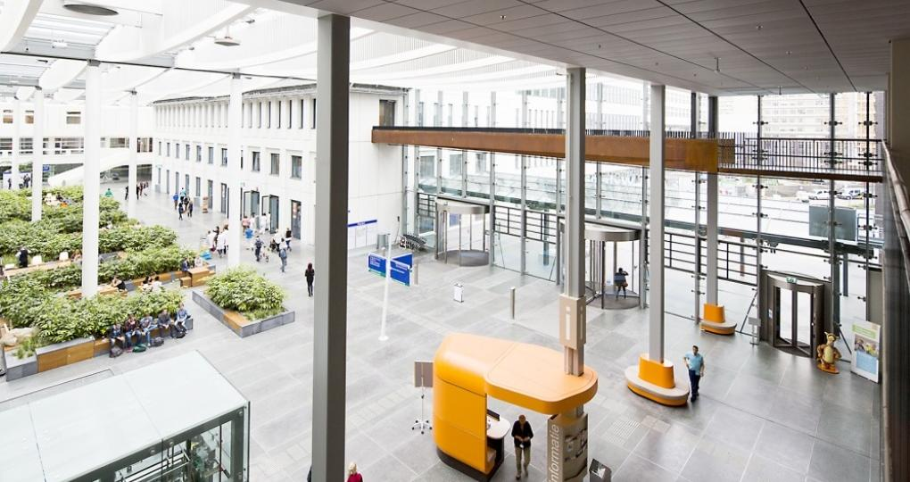 Nieuwe ziekenhuis Eramus MC officieel geopend