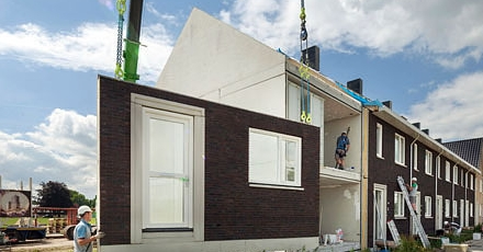 Nieuwe bouwstandaard realiseert 100 woningen in 100 dagen