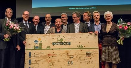 Nieuwe circulaire steden dankzij Green Deal Cirkelstad