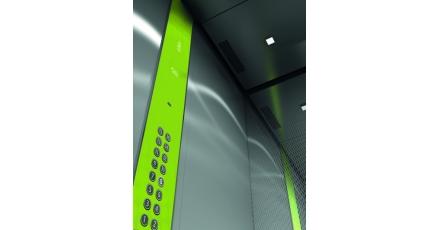 Nieuwe lift met impact op duurzaamheidprestaties