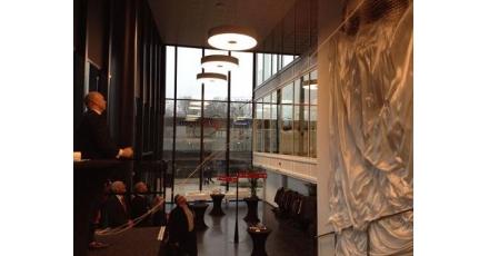 Nieuw onderkomen gemeente Groningen geopend