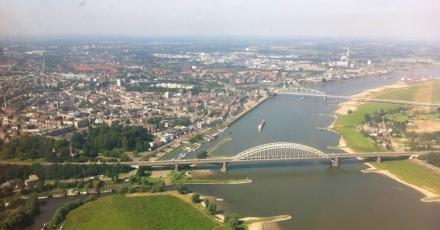 Nijmegen wordt groene Europese hoofdstad