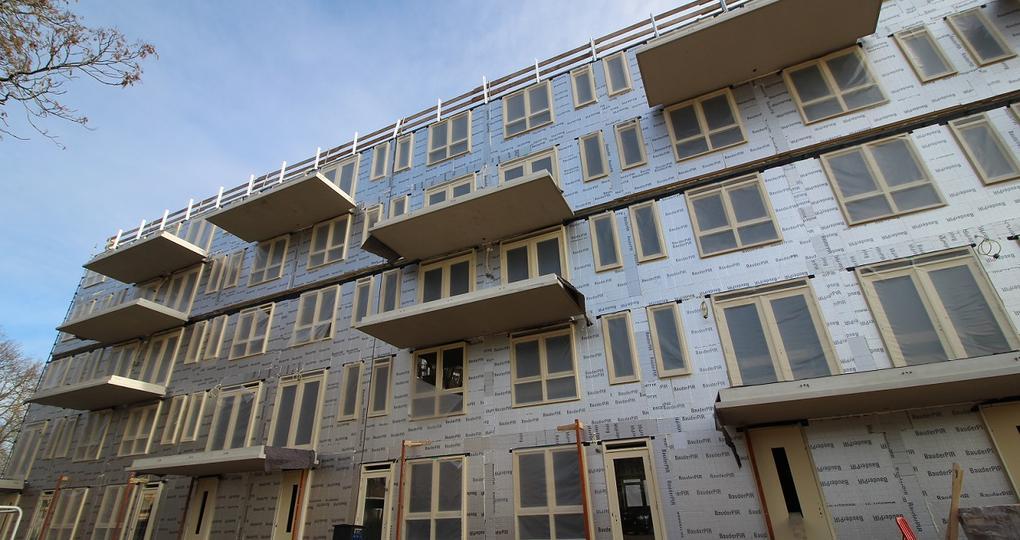 No regret verduurzaming voor appartementen Nijeveldsingel
