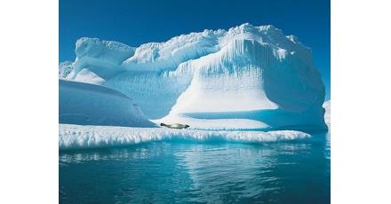 Noordpool even ijsvrij