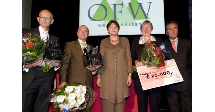 OFW winnaar NET-trofee 2008