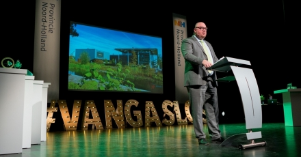 'Olympische Spelen voor duurzaam bouwen in regio Amsterdam'