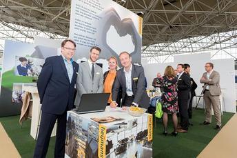 Ondertekening grondstoffenakkoord op Building Holland 2017