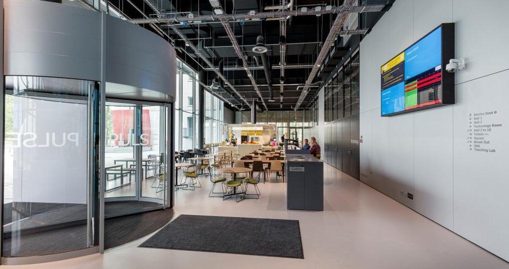 Onderwijsgebouw Pulse van TU Delft draait op gelijkstroom