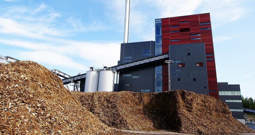 Onderzoek: biomassa beter voor klimaat dan aardgas