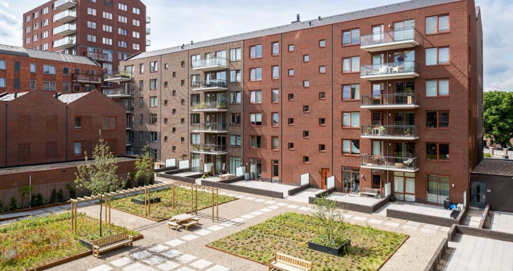 'Ons vastgoed is steeds groener geworden'