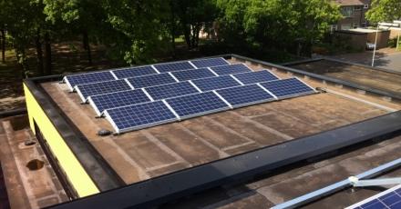 Openbare basisschool Ermelo kiest voor duurzame energie
