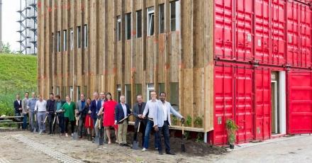 Opening van circulair testlab Amsterdam