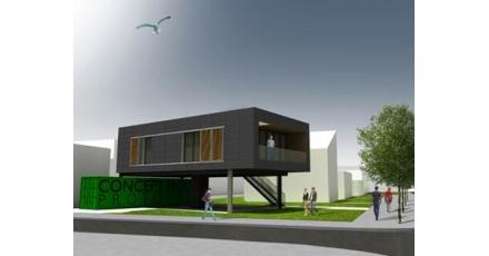 Opening duurzaam appartement in Rotterdam