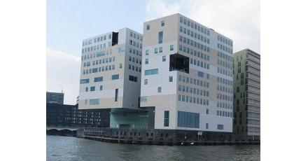 Opening nieuwe Paleis van Justitie in Amsterdam