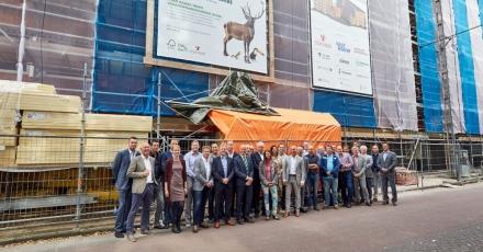 'Oproep voor gebruik duurzaam hout'