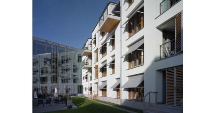 Optimaal binnenklimaat van vernieuwd wooncomplex Margaretha