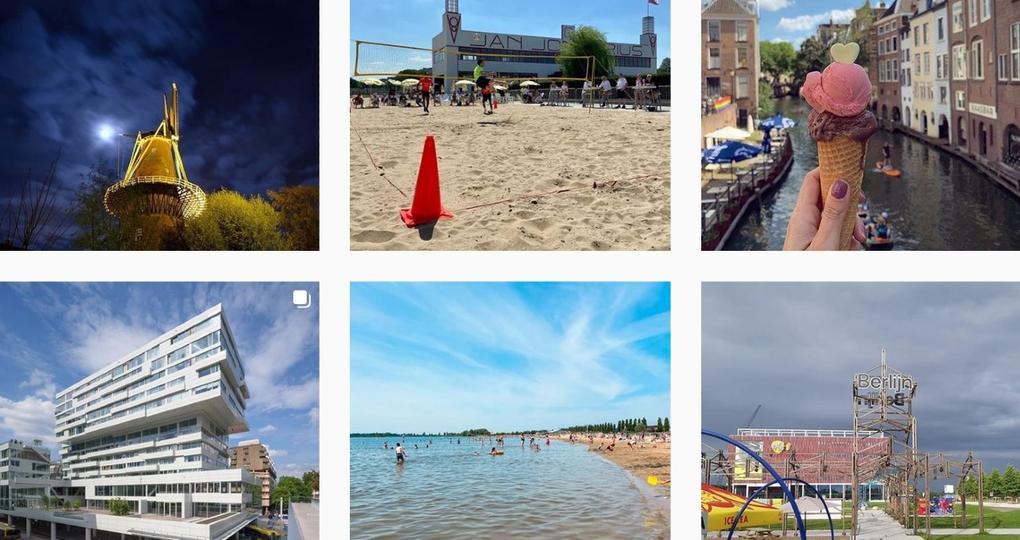 Organiseer de burgerparticipatie met Instagram