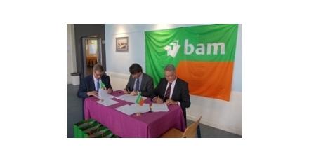 Overeenkomst voor duurzaam nieuw schoolgebouw