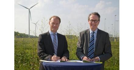 Overeenkomst voor windafhankelijke gaslevering