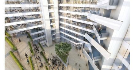 OVG ontwikkelt eerste BREEAM-NL 'Outstanding' gebouw van Nederland