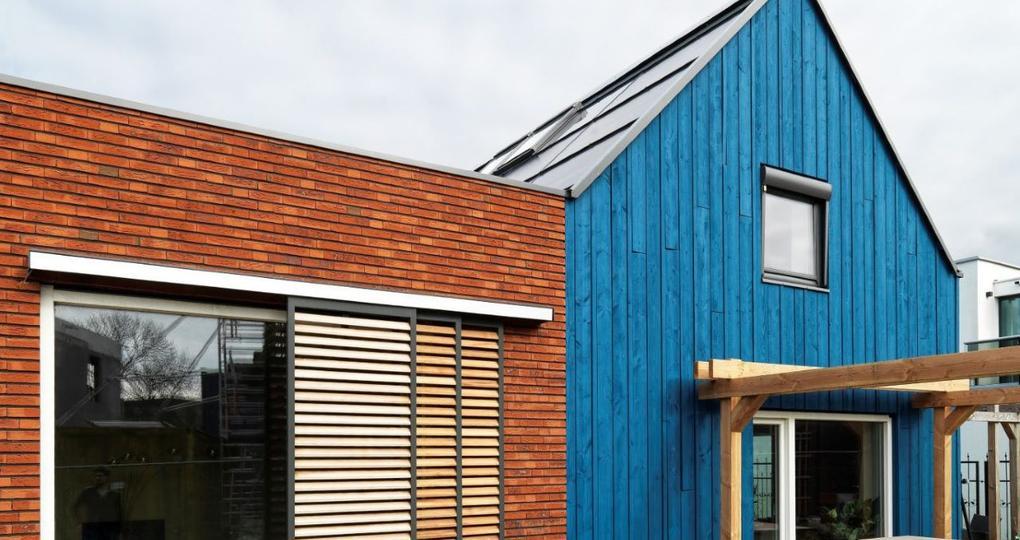 Parametrisch ontwerpen van een Active House