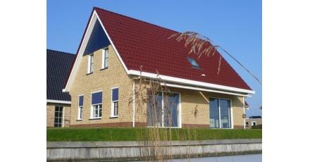 Particulier passiefwoning in Friesland onderscheiden bij PassiefBouwen Awards