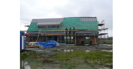 Passiefhuis in Oijen van Jos Rademakers
