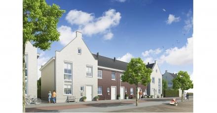 Passiefhuizen in verkoop in Spaarndam